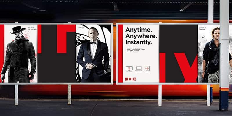 Netflix global rollout